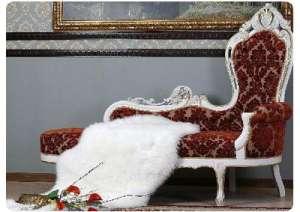 新型美人沙发富人们的奢华万能粉碎机